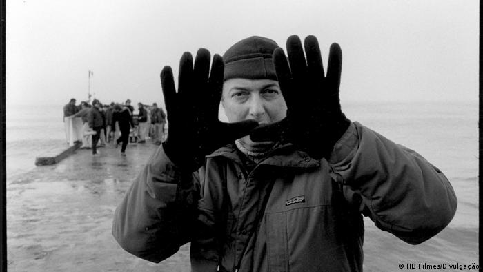 Héctor Babenco dirigindo Coração iluminado (1998)