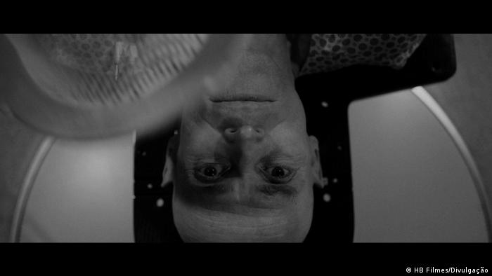 Wilem Dafoe em cena de Meu amigo Hindu (2016), de Héctor Babenco