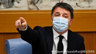 İtalia Viva'nın lideri Renzi