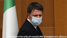Italien I Matteo Renzi
