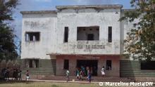 Mosambik Zambézia |Chinde Haus der Kultur
