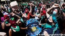 Abtreibungsdebatte in Chile