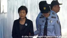 Südkorea Park Geun-hye
