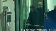China | Corona | Virusausbruch | Ermittler