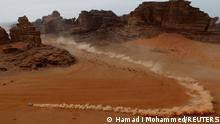 Rallying - Dakar Rally - Stage 10 - Neom to AlUla, Saudi Arabia - January 13, 2021 General view during stage 10 REUTERS/Hamad I Mohammed