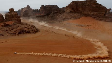 BdTD Saudi-Arabien Rallye Dakar