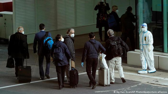 Međunarodni stručni tim može istraživati samo virtualno jer najprije mora u karantenu