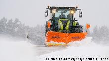 BdT Landwirte im Winterdienst