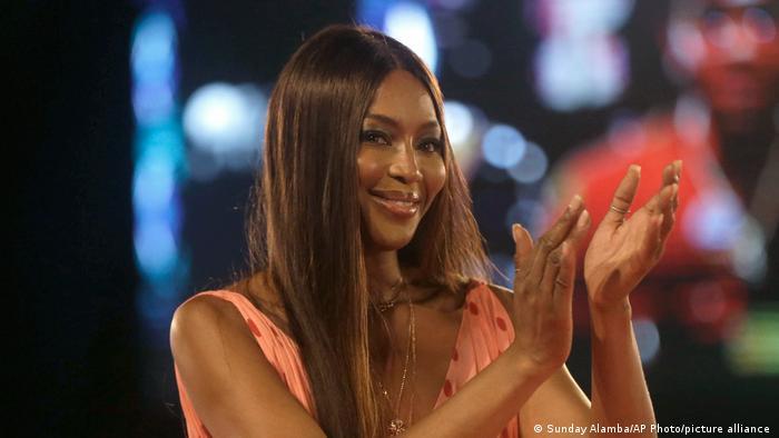 La supermodelo Naomi Campbell es madre por primera vez a sus 50 años | ACTUALIDAD | DW | 18.05.2021
