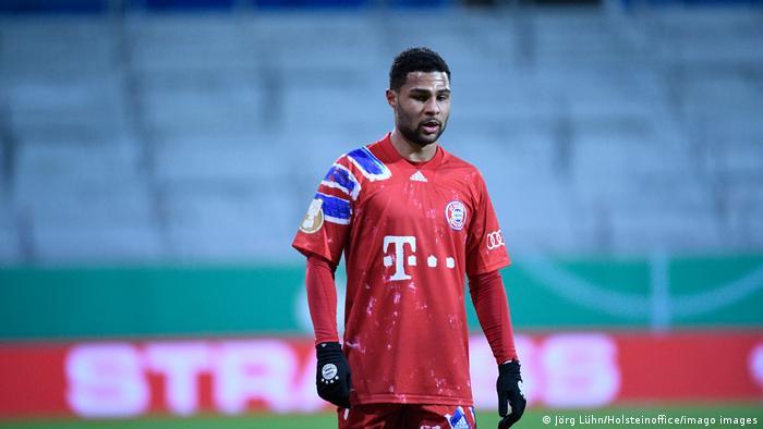Serge Gnabry Bayern München Fußball