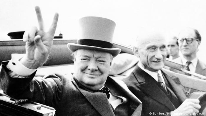 Уинстън Чърчил, 1946-а година