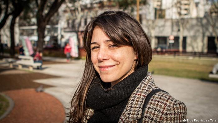 Agustina Paz Frontera, codirectora de LatFem.