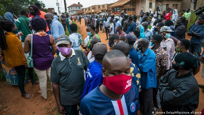Afrika Uganda Wahlen