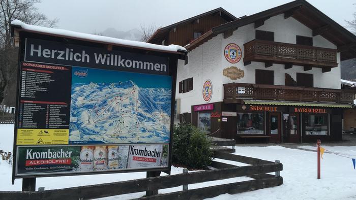 A chalet in Germany's Tegernsee-Schliersee alpine region