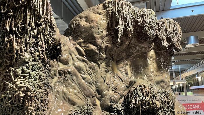 Skulptur von Gereon Krebber