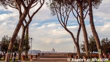DW Living Planet |Italien, Pinienbäume |Giardino degli Aranci