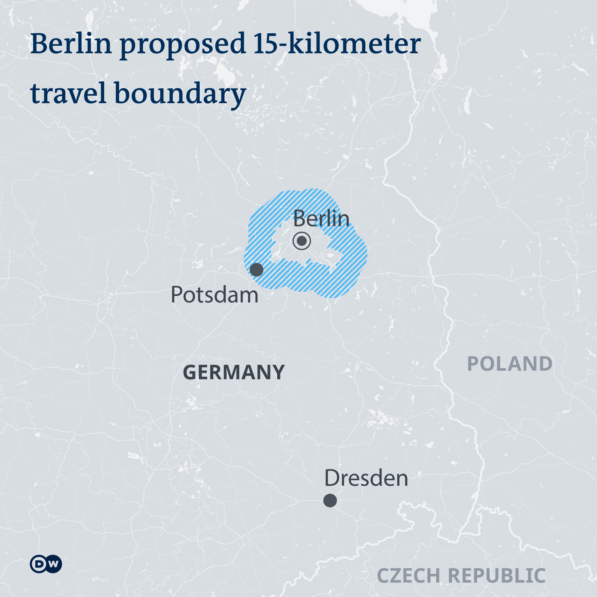 COVID city limits Berlin to restrict how far you can travel ...