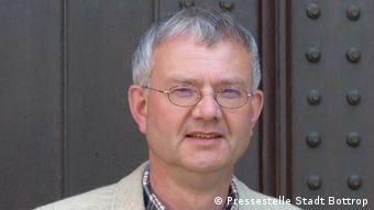 Alexander Pläsken, Sprecher der Stadt Bottrop