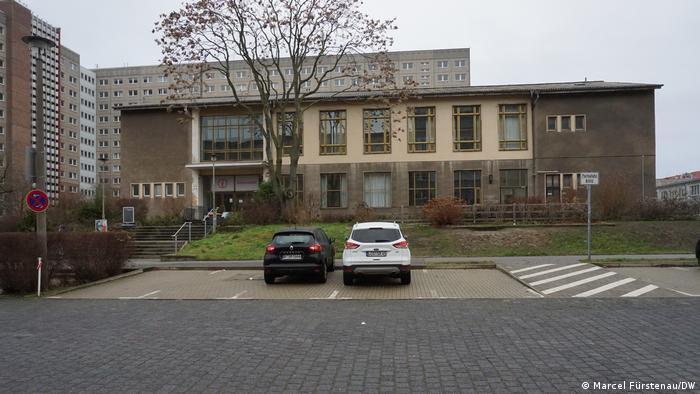 مقر قيادة ما كان يعرف سابقاً بجهاز أمن الدولة لألمانيا الشرقية في برلين