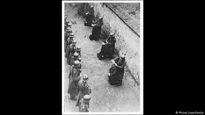 Strijeljanje taoca u Srbiji tokom Drugog svjetskog rata