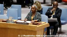 UN in New York 2019 | Bintou Keita