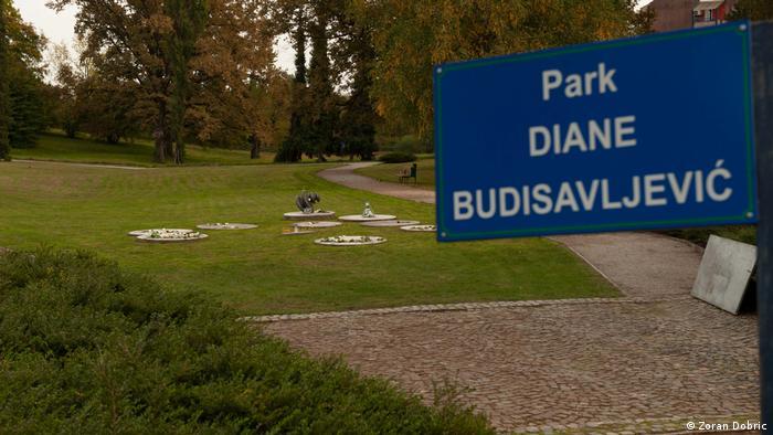Park Diane Budisavljević u Sisku
