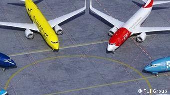 Αεροσκάφη της TUI