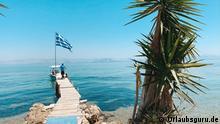 Urlaub in Korfu in Sommer 2020