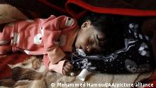 Konflikte und humanitäre Krise im Jemen