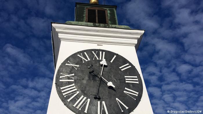 Najčuveniji sat Novog Sada i šire