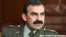 Kolumbien I Ex-Polizeichef General Rodolfo Palomino