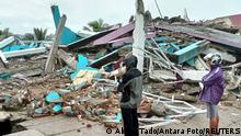 Indonesien Erdbeben