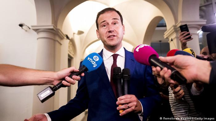 Dymisja rządu w Holandii
