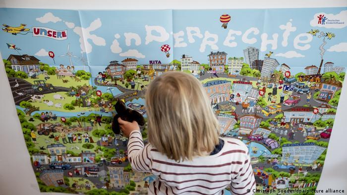 Deutschland Kinderrechte ins Grundgesetz