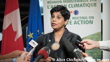 Fiji UN HCR Botschafterin Nazhat Shameem Khan