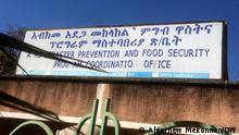 Äthiopien Amhara Katastrophenprävention Komission
