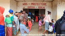 Kamerun Garoua Boulai |Flüchtlinge aus der Zentralafrikanischen Republik