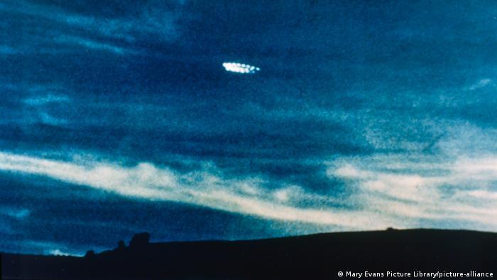 НЛО в Новой Зеландии в 1979 году