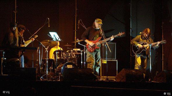 Flash-Galerie Ukraine Band Vij