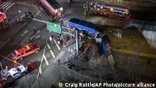 USA New York |Busunfall