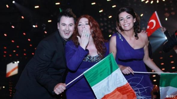 FLASH: Eurovision 2010 Niamh (Ireland)