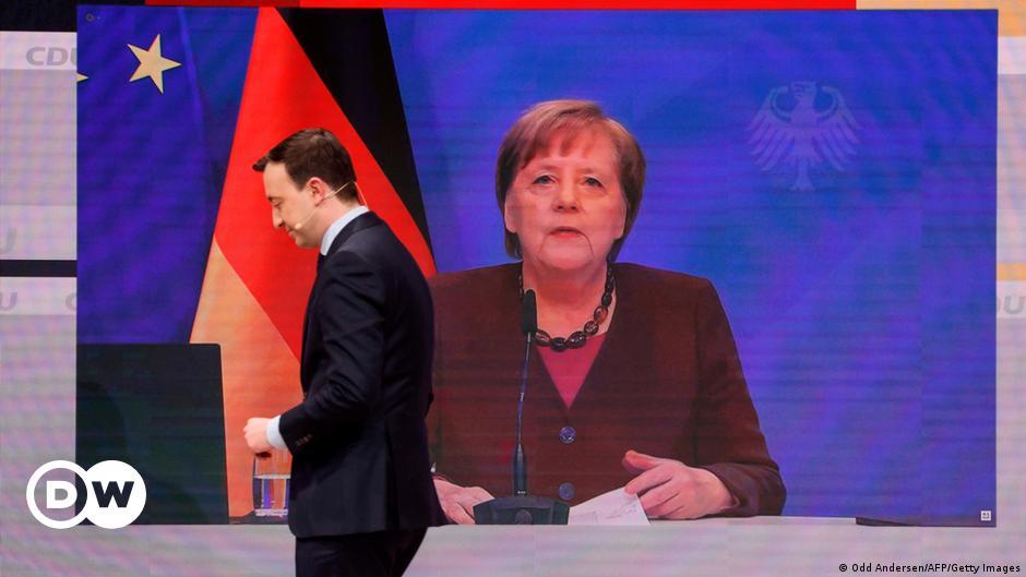 Merkel: Almanya korona krizinden sonra yeniden gücüne kavuşacak