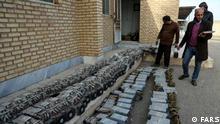Iran I illegale Bitcoin Farm ausgehoben