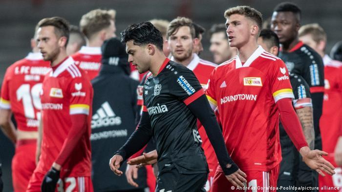 Rassismus-Vorwürfe beim Spiel von Union Berlin | Nadiem Amiri