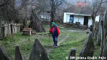 Serbien Crvena Jabuka Einsames Bergdorf