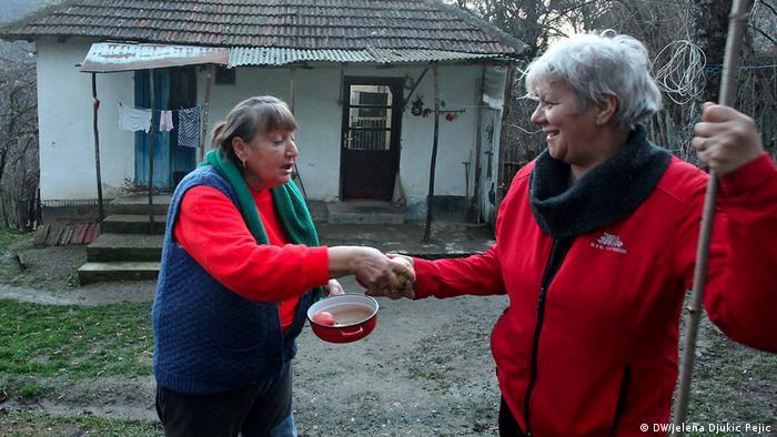 Barem ima jabuka: Loza Ristić i Karolina Stamenković