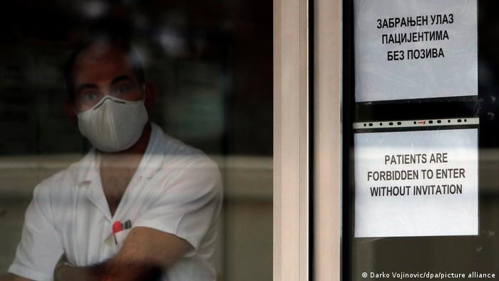 Zdravstveni sustav u Srbiji je već sada preopterećen