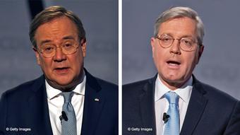 Laschet dhe Röttgen, kandidatët për kryesimin e CDU-së