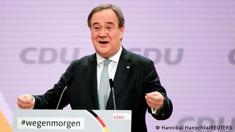 Ο νέος πρόεδρος του CDU, οπαδός της γραμμής Μέρκελ