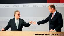 CDU Digitaler Parteitag Laschet wird Vorsitzender